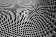 Metallic Filters Perforated Plate